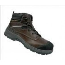 Deltaplus Brown Safety Boot For Men